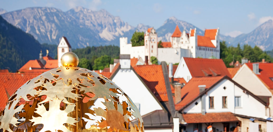 Specials Hotel Füssen and special offers for holiday throughout the year