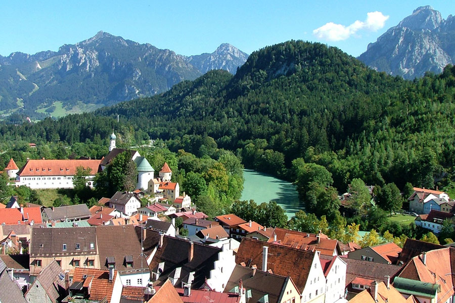 Füssen and Surroundings