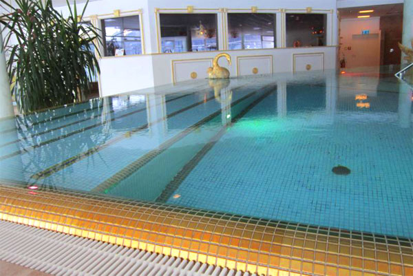 Centro termale 'Kristall-Therme'